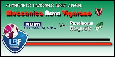 Meccanica Nova Vigarano vs Passalacqua Ragusa