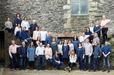 The Lost Sound - Dartmoor Folk choir logo