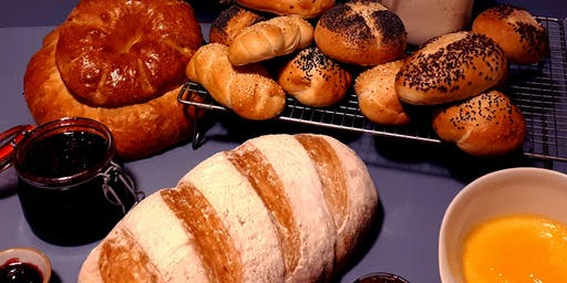 Bread Class with Kate Barmby
