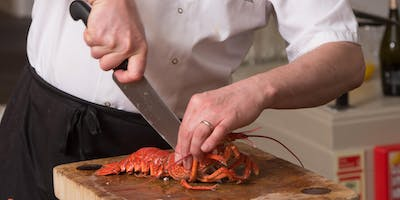 Fresh Fish & Shellfish Evening Class
