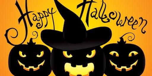Halloween for younger children
