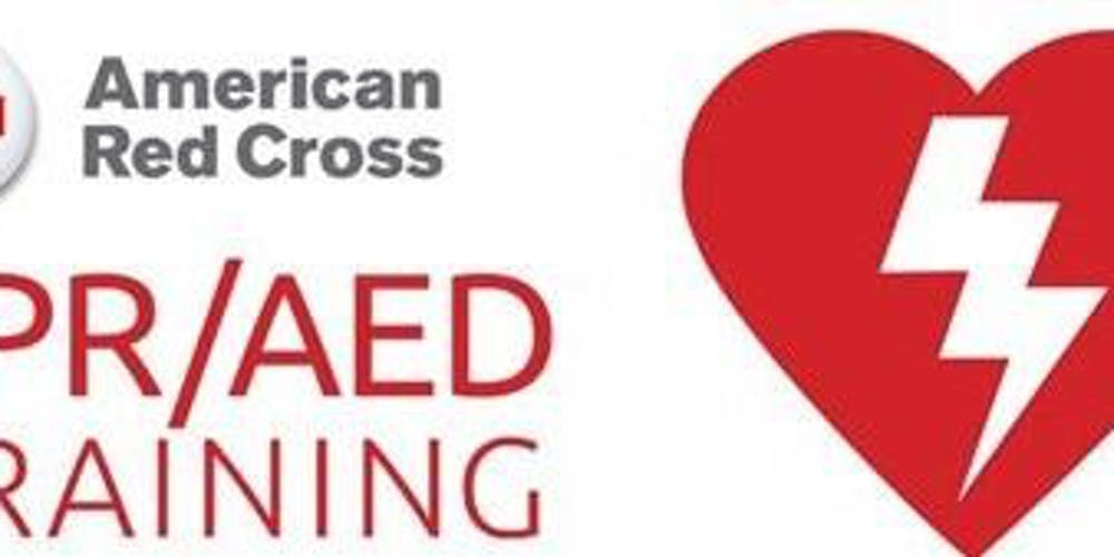 Free Community Cpraed1st Aid Training Class For Adultschildren