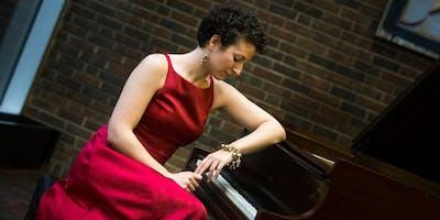 Clare Longendyke (piano) in concert