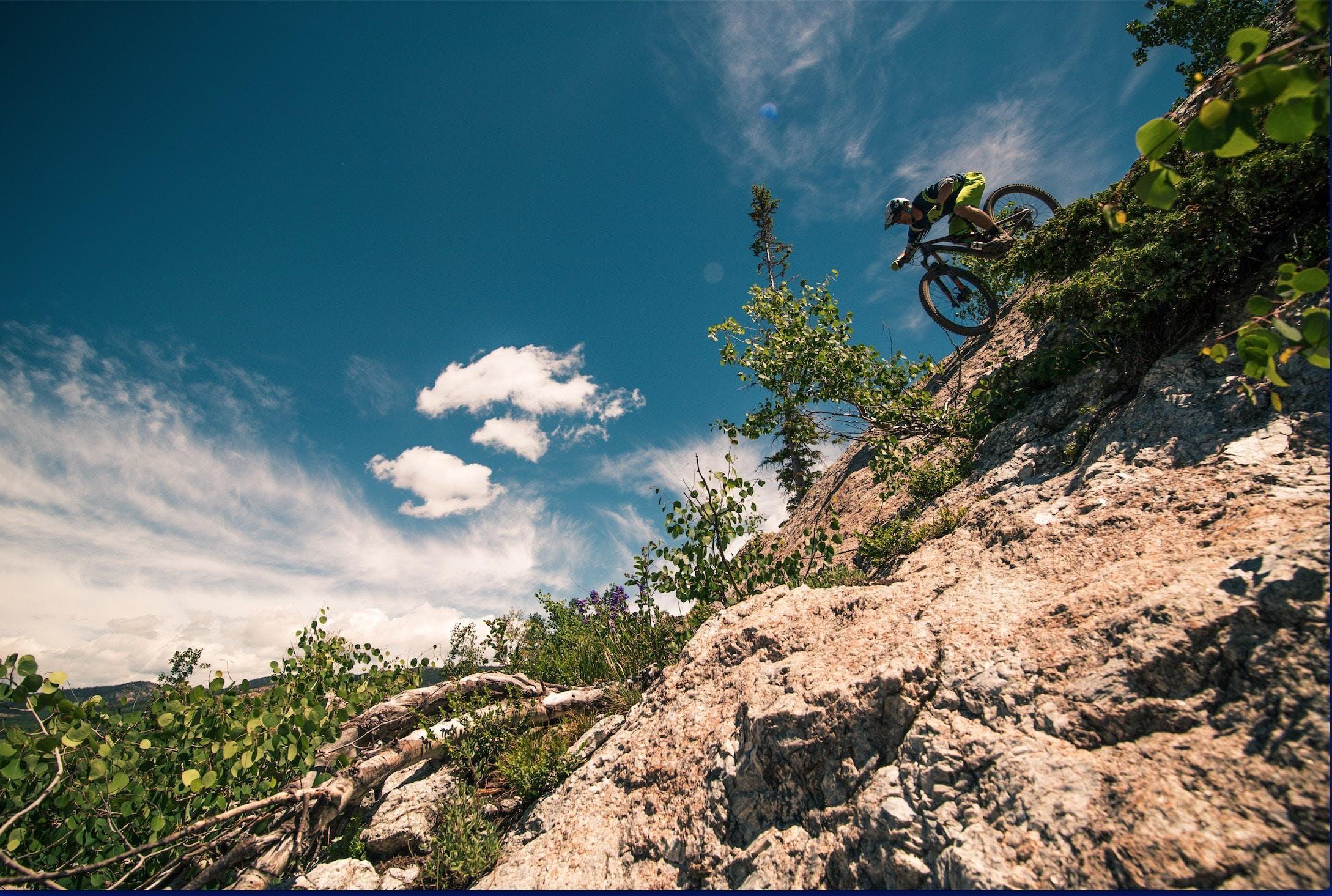 aec30e0cf58 MTB steeps, drops & jump skills at Ruby Hill Bike Park, Denver CO. | Denver