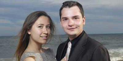 A & R Duo – pianists Arianna Körting and Robin Giesbrecht