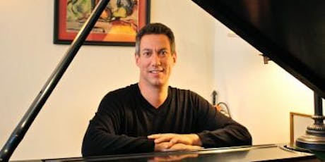 Mark Valenti (piano) in concert tickets