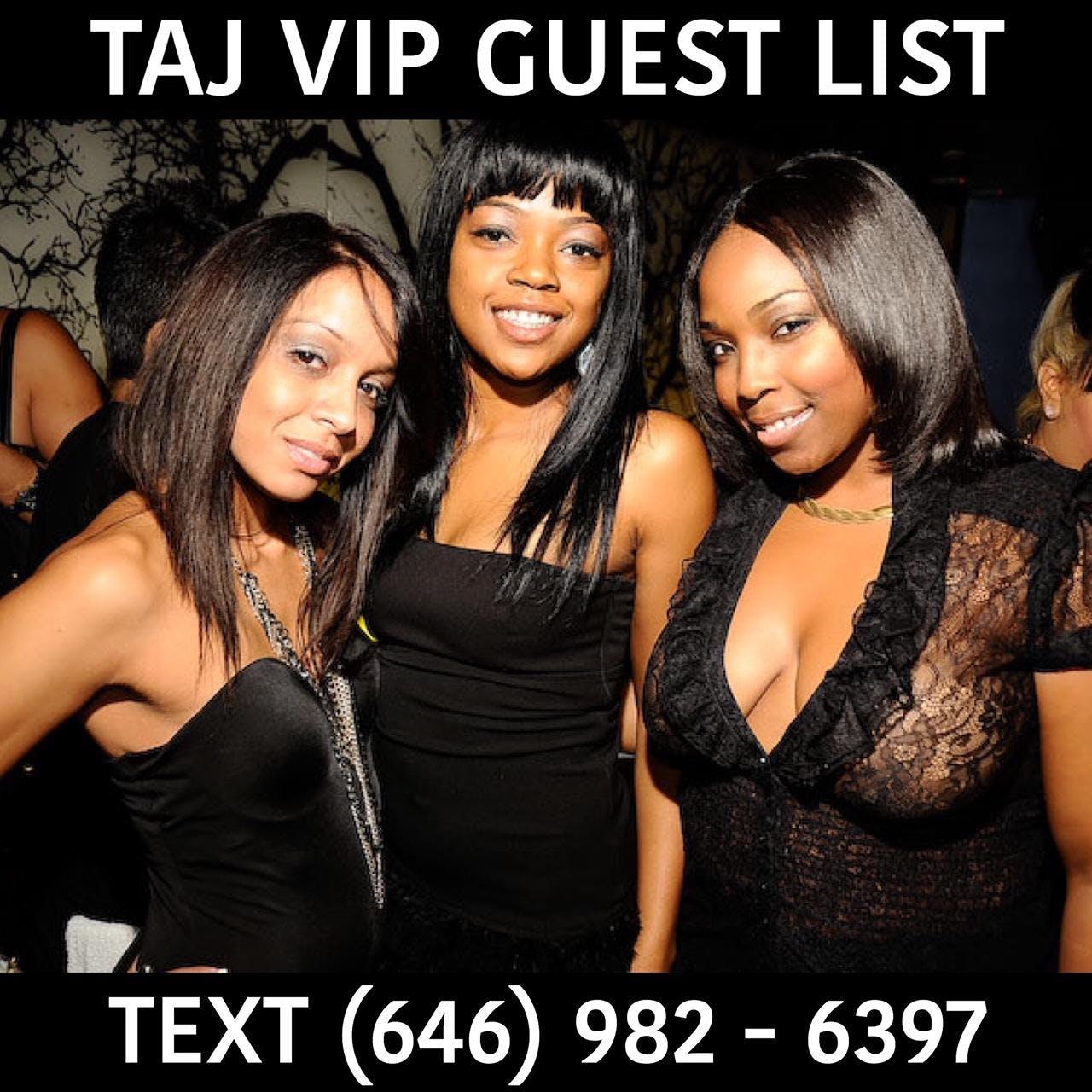 AJ Lounge Fridays - HIPHOP & TOP40 Nightclub