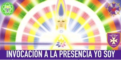 """INVOCACIÓN AL """"YO SOY"""": Metafísica en Monterrey"""