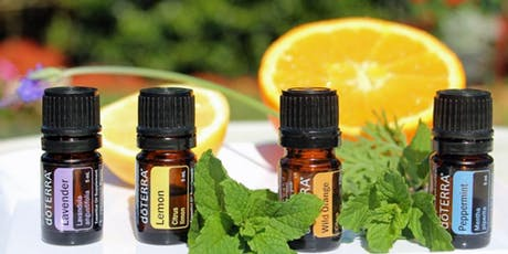AromaTouch Oil Blending With Hand Massage Class - DOTERRA  tickets