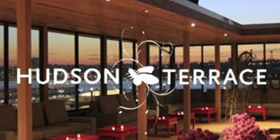 HOTTEST Rooftop Party in NY - Hudson Terrace - 8/24
