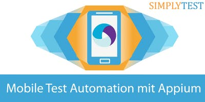 Mobile Test Automation mit Appium - Schulung