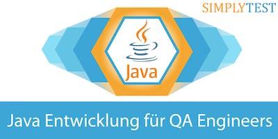 Java Entwicklung für QA Engineers - Schulung