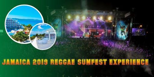 Jamaica 2019 Reggae Sumfest Experience (Hotels + Tickets)