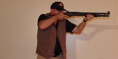 Rangemaster Defensive Shotgun Course tickets