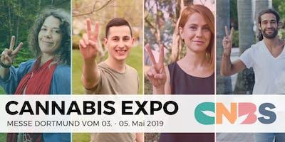 CNBS Hanfmesse: ✌DEINE Cannabis Expo, Konferenz & Festival in Dortmund