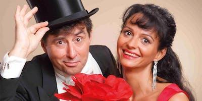 Operette zum Kaffee -  Weihnachten mit Alenka & Frank