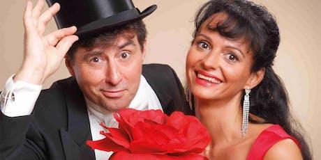 Operette zum Kaffee -  Weihnachten mit Alenka & Frank Tickets