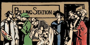 Cambridge Banners and Suffrage