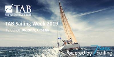 TAB Sailing Week 2019