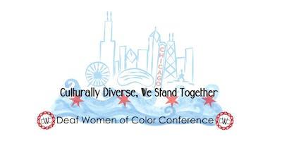 Deaf Women of Color Conference 2019