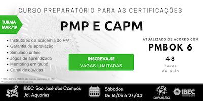 Preparatório PMP e CAPM - Turma MAR/19