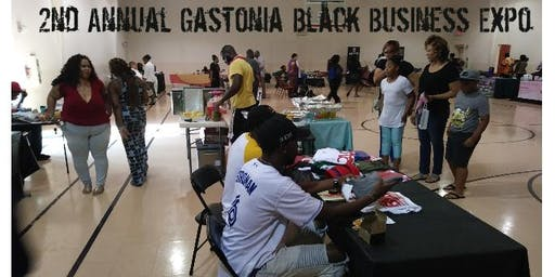 2nd Annual Gastonia Black Business Expo