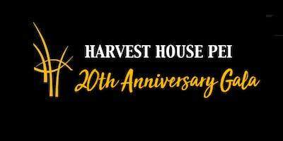 Harvest House PEI Gala