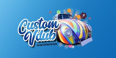 Custom V Dub Show tickets