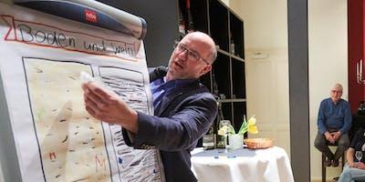 Weinseminar: Weiße Burgunder - groß im Kommen!