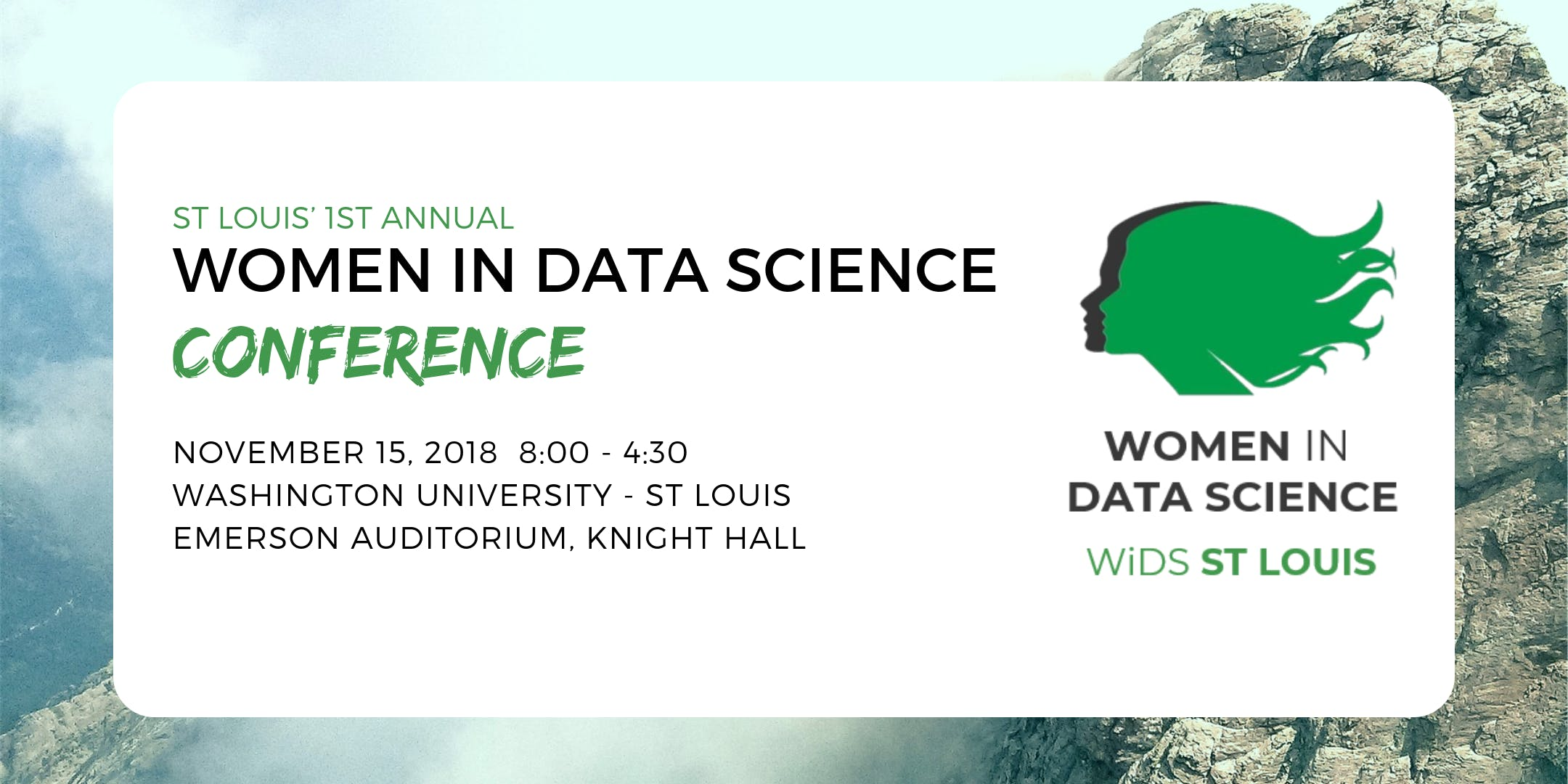 Women in Data Science - St Louis Conference