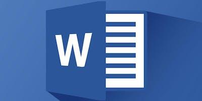 Microsoft Word 201 (T3-18)