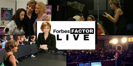 Forbes Factor Break-Thru Training with Forbes Riley tickets