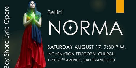 Bellini's Norma tickets
