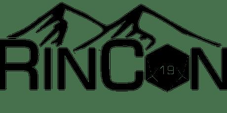 RinCon 2019 tickets