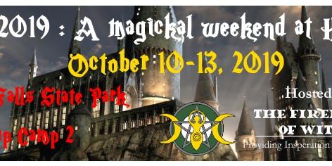 WicFest 2019: A Magickal Weekend at Hogwarts