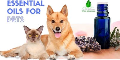 Make and Take Essential Oil Pet Sprays