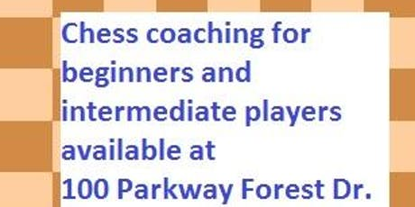 Chess coaching for Beginners at Donmills tickets