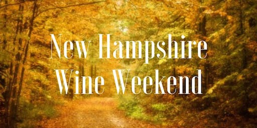 New Hampshire Wine Weekend 2019, Four Wineries for the price of a glass