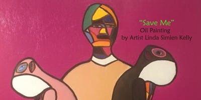 """The 14th Annual """"Consequences of Love"""" Art Exhibit & Show"""