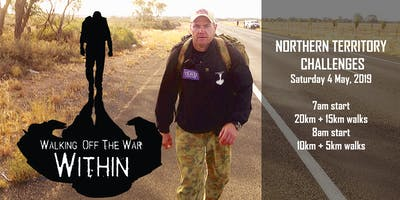 Walking Off The War Within 2019 - Northern Territory