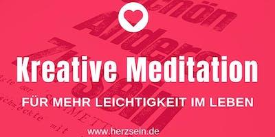 Kreative Meditation - für mehr Leichtigkeit im Leben!