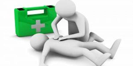 Basic First Aid (3 hours) tickets
