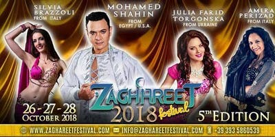GALA SHOW - ZAGHAREET FESTIVAL 2018