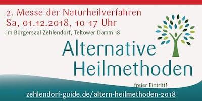 2. Messe Alternative Heilmethoden Berlin-Zehlendorf