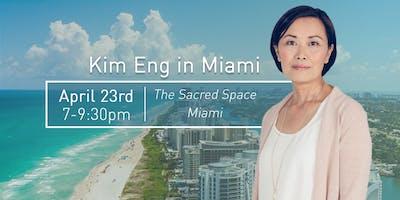 Presence Through Movement with Kim Eng in Miami