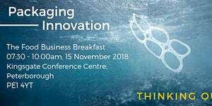 The Food Business Breakfast: Packaging Innovation
