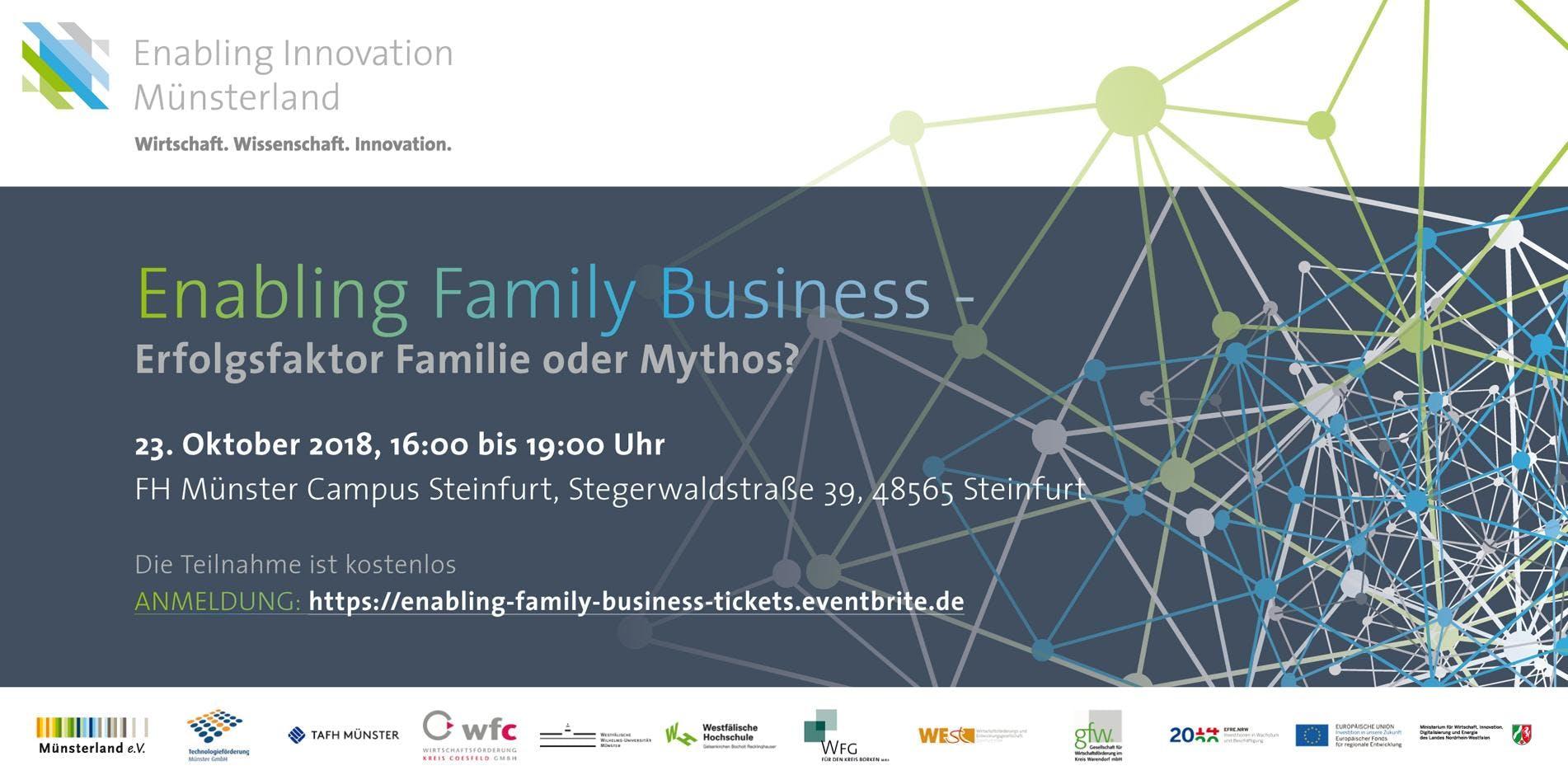 Enabling Family Business