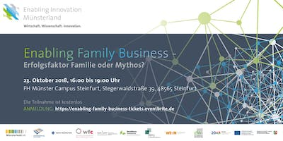 Enabling Family Business