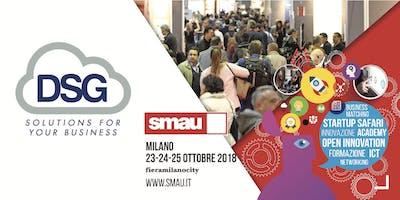 SMAU MILANO 2018 - DSG Informatica srl