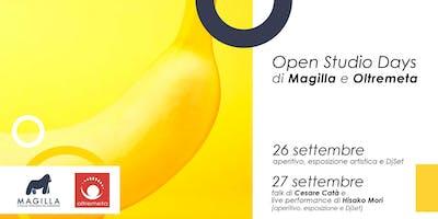 Magilla & Oltremeta Open Studios @ BDW 2018